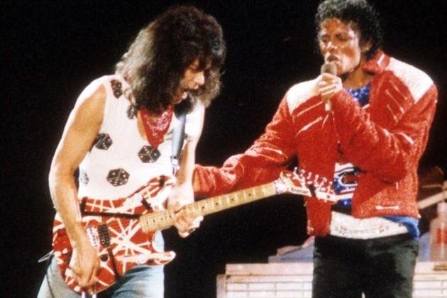"""Hace 32 años, Michael Jackson y Eddie Van Halen llegaban al Nº1 con """"Beat It"""""""
