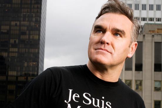 Morrissey confirma su regreso a la Argentina