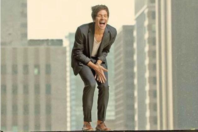 Nate Ruess, el cantante de Fun., se lanza como solista