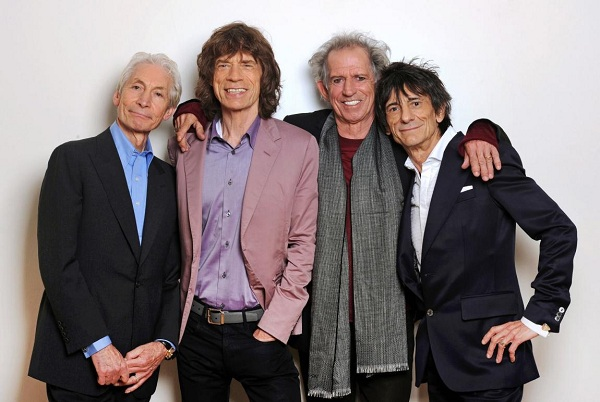 "Los Rolling Stones lanzan un video psicodélico del clásico ""2000 Light Years From Home"""