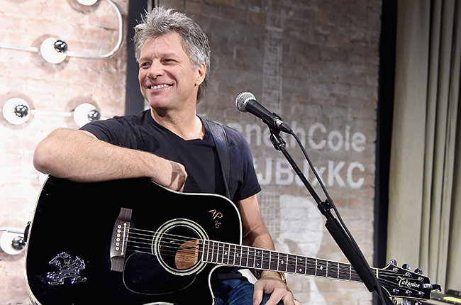 Jon Bon Jovi se suma al álbum del musical «Finding Neverland»