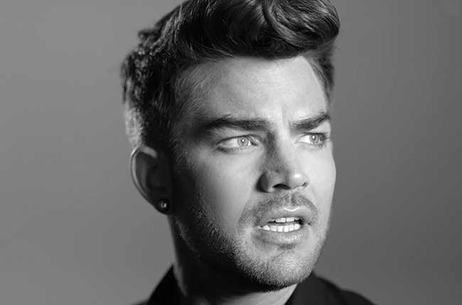 "Llega el glam rock de Adam Lambert con ""The Original High"""
