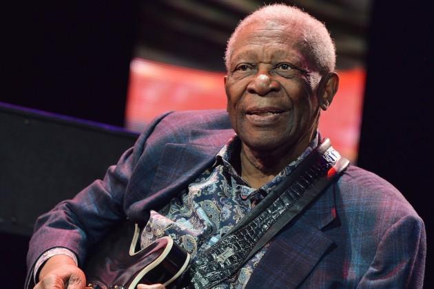 Músicos rinden tributo a la figura de B.B. King