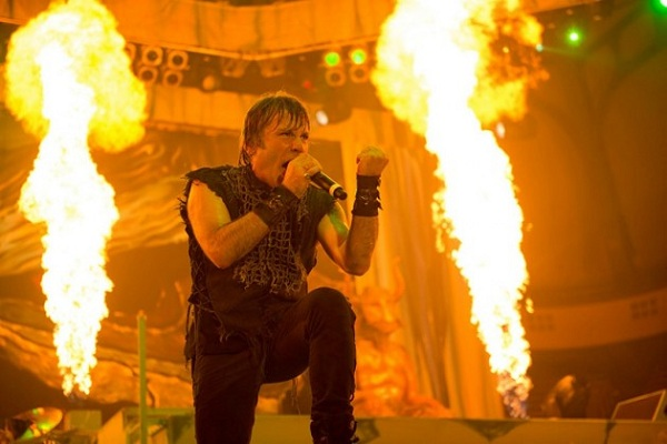 Iron Maiden publica un breve adelanto del álbum «The Book of Souls»