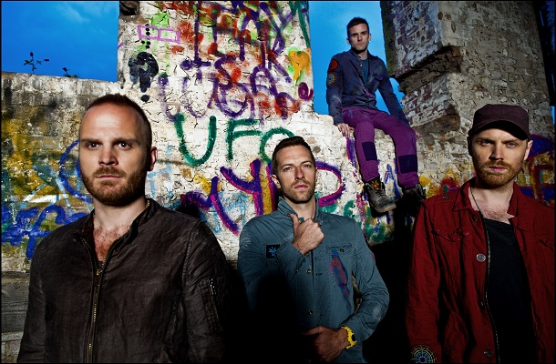 "Escuchá ""All I Can Think About Is You"", la nueva canción de Coldplay"