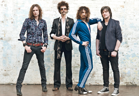 The Darkness regresa con nuevo single y anuncia álbum