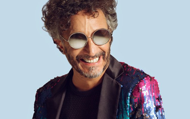 Fito Páez prepara un documental sobre Charly García