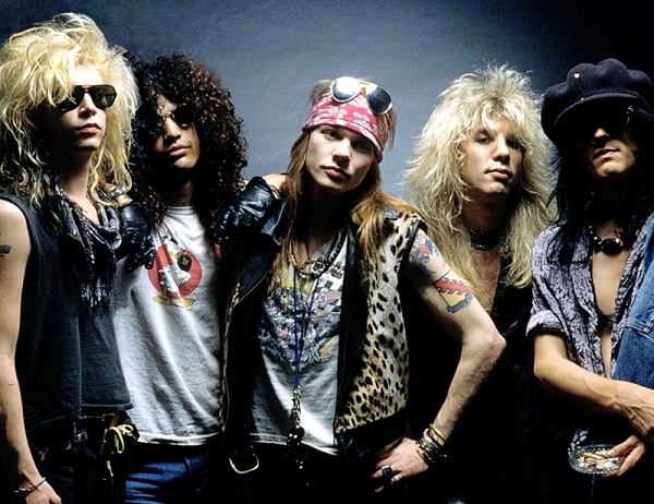 "Guns N' Roses agita las especulaciones con la campaña promocional ""Destruction is Coming"""