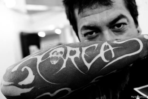 Entrevista a Walter Meza, cantante de Horcas