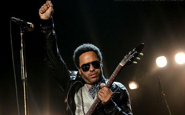 """Para Lenny Kravitz, """"el rock no está muerto"""""""