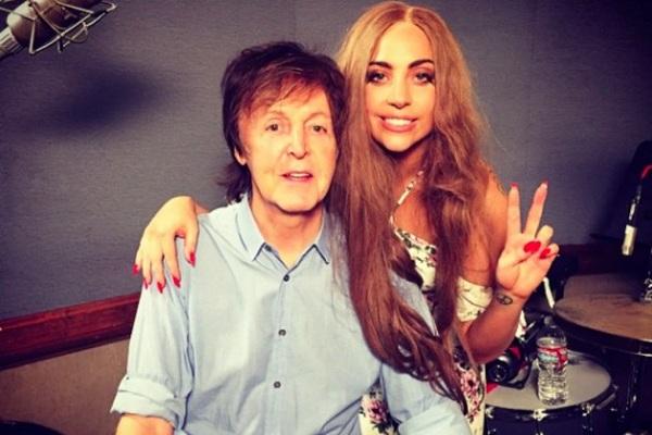 Revelan detalles del «proyecto secreto» de Paul McCartney y Lady Gaga