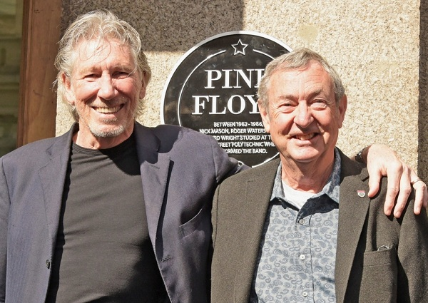 ¿Roger Waters y Nick Mason actuarán como Pink Floyd en Glastonbury?