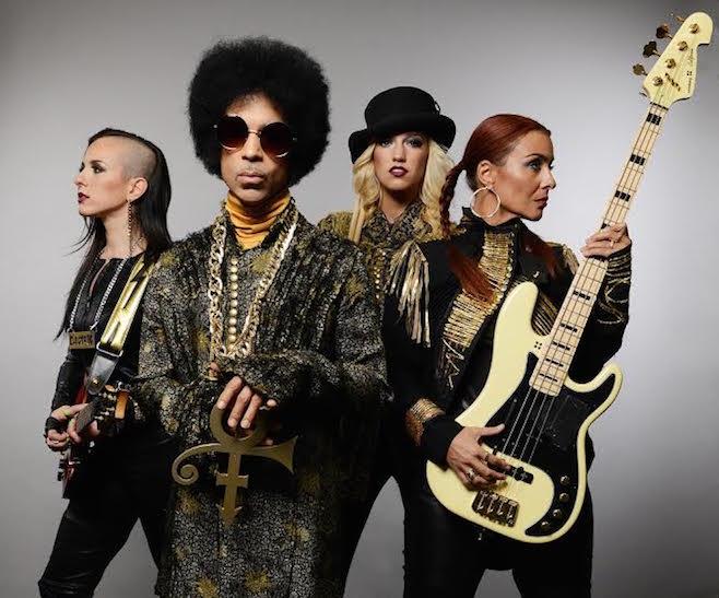 Prince estrena su canción «Baltimore»