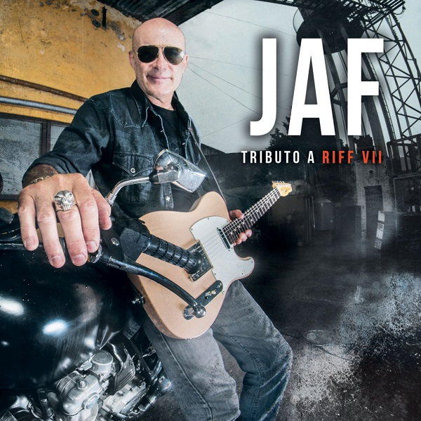 """JAF trae a San Nicolás su tributo a """"Riff VII"""""""