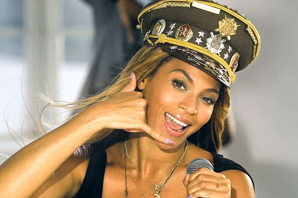 "Beyoncé compartió ""Formation"", un sorpresivo single"