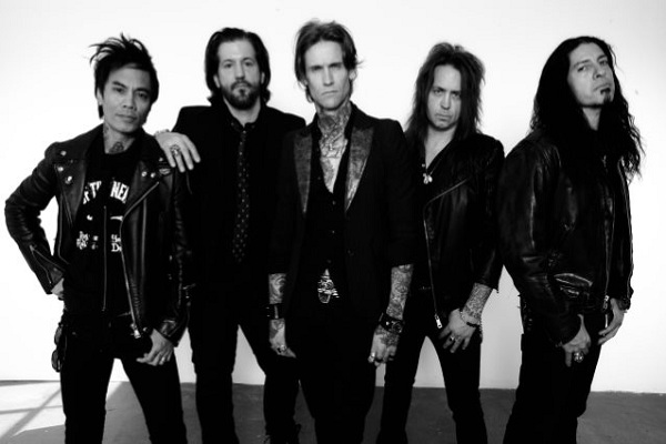 Buckcherry lanza un anticipo de su álbum «Rock 'N' Roll»