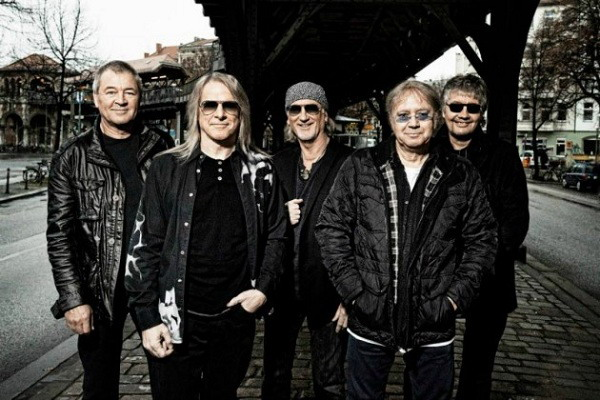 Deep Purple, Chicago y Cheap Trick ingresarán al Salón de la Fama del Rock and Roll