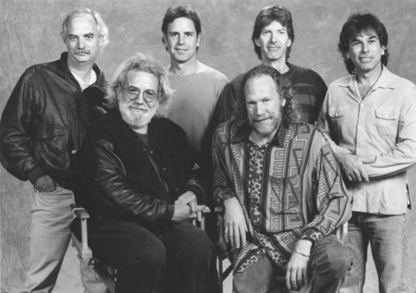 The Grateful Dead prepara una caja con ¡80 discos!