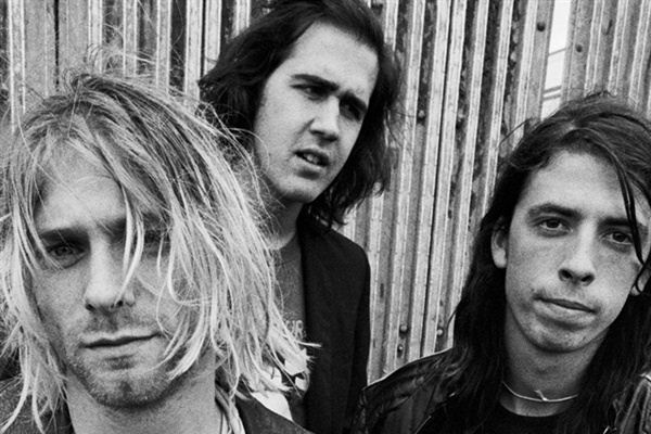 "Diez canciones de Nirvana que no son ""Smells Like Teen Spirit"""