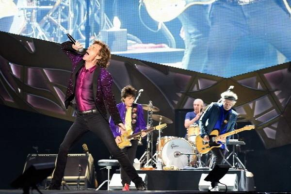 Los Rolling Stones publicarán un DVD grabado en sus shows en la Argentina en 1998
