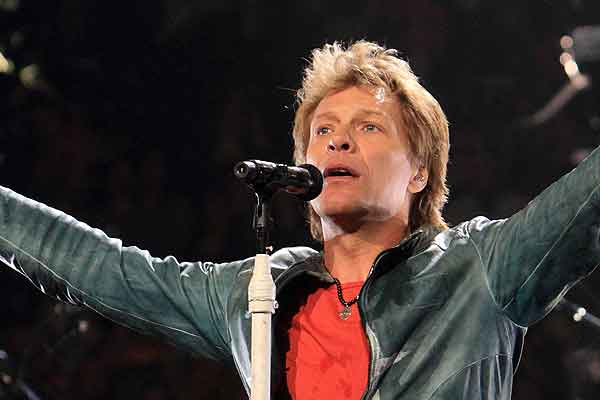 "Bon Jovi sigue adelantando temas de ""Burning Bridges"", ahora ""A Teardrop to the Sea"""