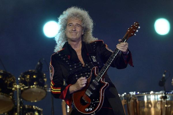 "Brian May contó cómo surgió el clásico de Queen ""Tie Your Mother Down"""