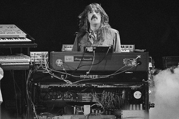 Tres años sin Jon Lord, tecladista de Deep Purple
