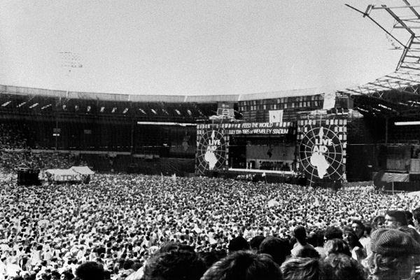 A 35 años del Live Aid, el extraño día en que el ego y la solidaridad se dieron la mano