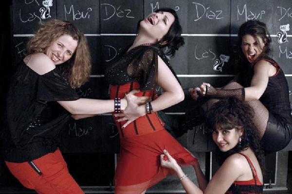 Mavi Díaz & Las Folkies arrancarán una gira por España