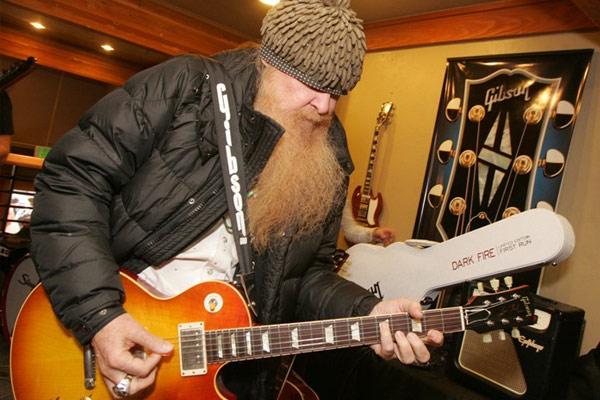 Billy Gibbons, guitarrista de ZZ Top, prepara un álbum con ritmos afrocubanos