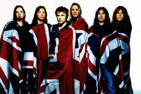"Iron Maiden lanzó el videojuego de ""Speed of Light"""