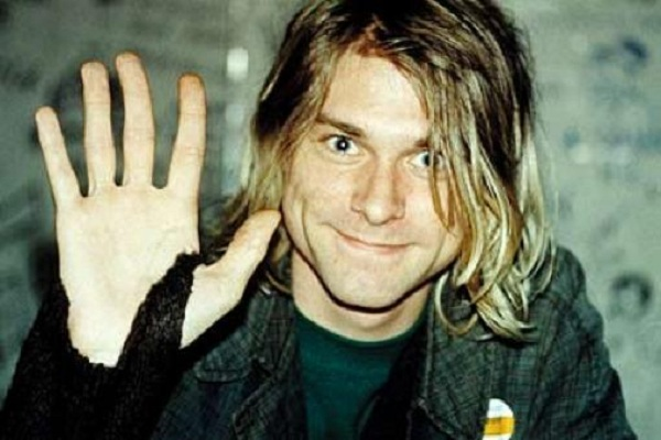 Anuncian disco con temas inéditos de Kurt Cobain