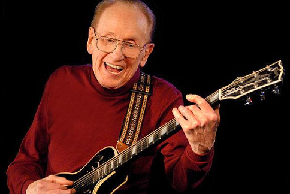 Hace seis años fallecía el guitarrista e inventor Les Paul