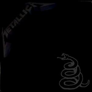 Metallica-Black Album