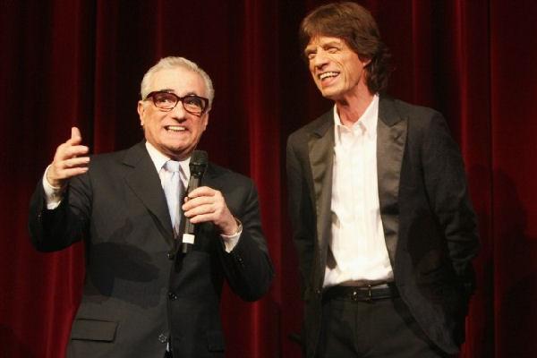 Mick Jagger y Martin Scorsese se unen para la serie «Vinyl»