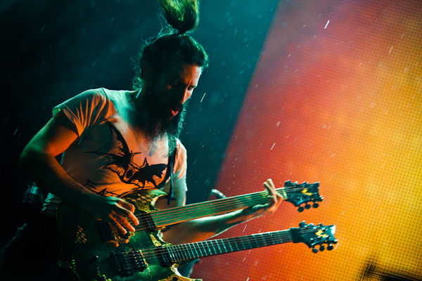 Ron «Bumblefoot» Thal, ex guitarrista de Guns N' Roses, lucha contra el cáncer por segunda vez