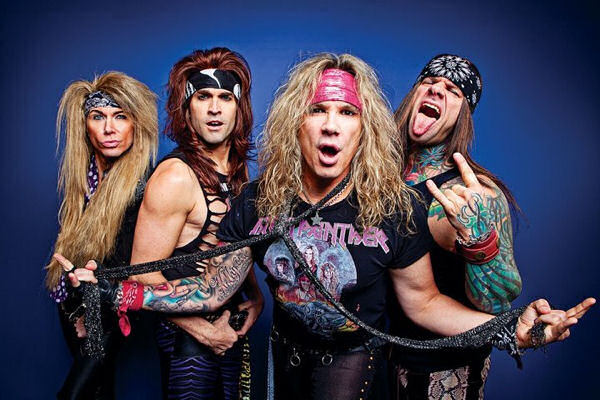 "Mirá ""I Got What You Want"", el nuevo videoclip de Steel Panther"