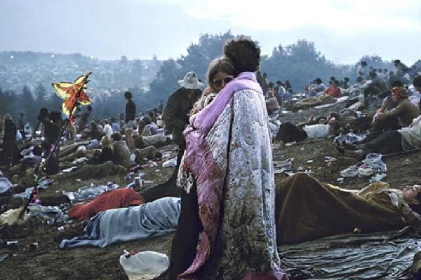 A 50 años de Woodstock, el símbolo de una generación