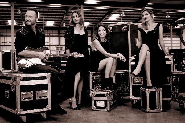 The Corrs publicará en noviembre su primer álbum en diez años