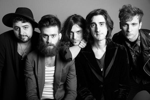 """Indios presenta su álbum """"Asfalto"""" en La Trastienda"""