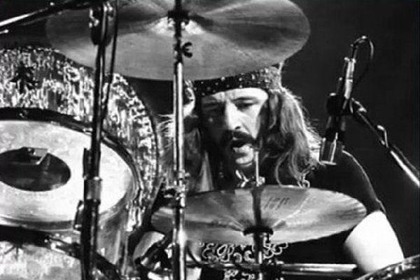 40 años sin John «Bonzo» Bonham, el motor de Led Zeppelin