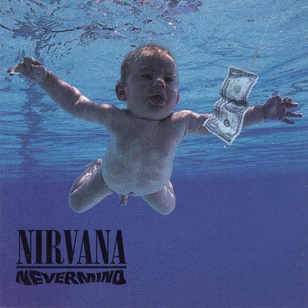 """El icónico álbum """"Nevermind"""", de Nirvana, cumple 24 años"""
