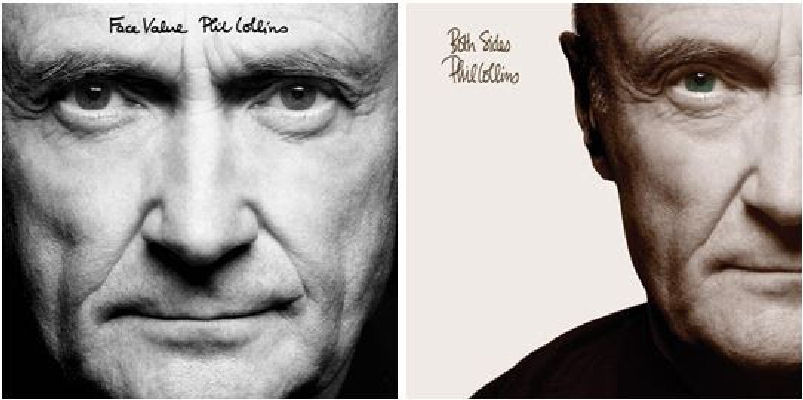 Phil Collins reedita su catálogo con portadas actualizadas