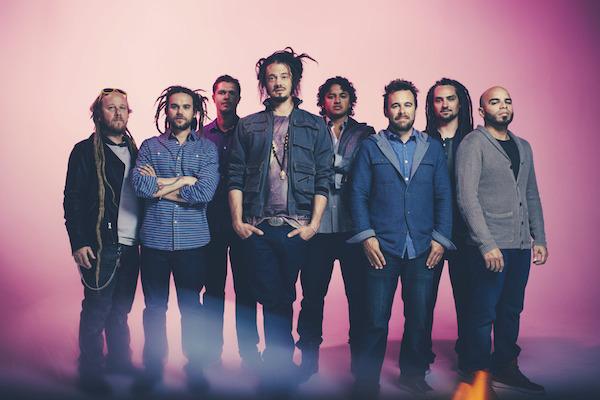 La banda de reggae SOJA llega al país para presentarse en Córdoba, Rosario y Buenos Aires