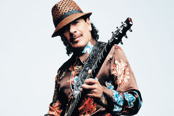 Santana lanzará este mes el EP «In Search of Mona Lisa»