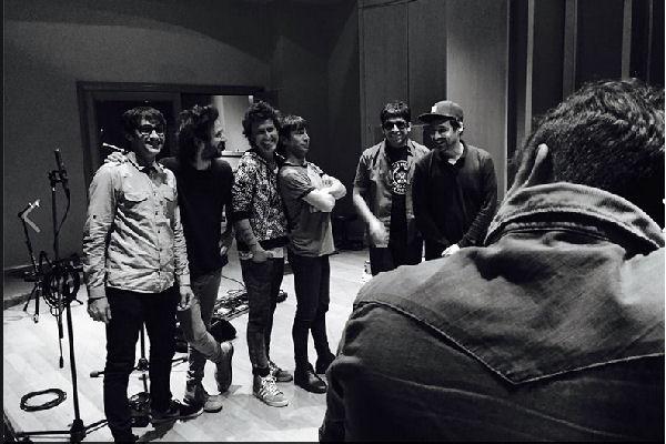 Turf prepara nuevo álbum con producción de Coti