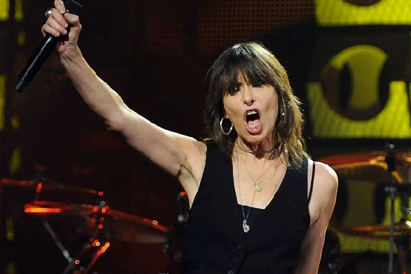 Chrissie Hynde trabaja en el estudio con Dan Auerbach, de The Black Keys