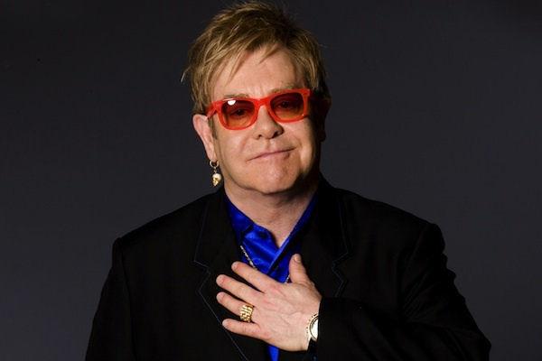 Stevie Wonder, Lady Gaga y Ryan Adams actuaron en el cumpleaños de Elton John