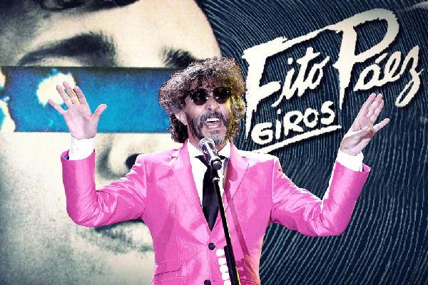 """Fito Páez agrega una fecha en el Gran Rex a los festejos por los 30 años de """"Giros"""""""