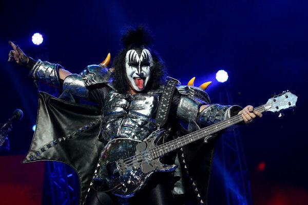 Gene Simmons dice que en el último show de Kiss llorará «como una nena»